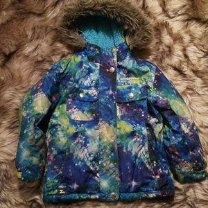 Winter jacket w/ fauxFur